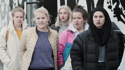 GJØR NORGE KJENT: Populariteten til TV-serien «Skam» i utlandet har gjort Norge mer attraktiv for ungdom.