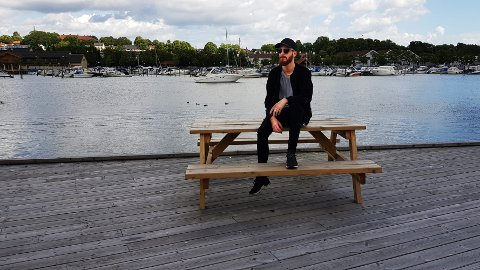 VINNER: Ole Pedersen fra Tønsberg vinner to billetter til Foynhagen for klippet han la ut på Instagram.