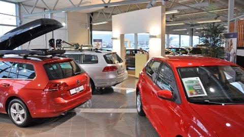 Mange velger å lease bil, i stedet for å kjøpe. Det gir flere fordeler, men også potensielle ulemper. Illustrasjonsfoto.