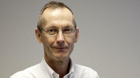 GLAD: Overlege Jøran Hjelmesæth er svært fornøyd med at lavpriskjedene nå setter ned prisen på lettbrus.