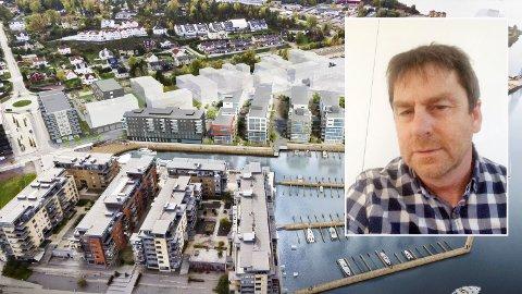 Tønsberg har jo lykkes i å gjenskape en levende by hvor det er populært å bo. Utbudet av nye leiligheter er stort, skriver Martin Hay.