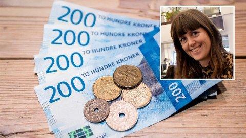 SPARETIPS: Marie Olaussen har spart tusenvis av kroner det siste året, og nå deler hun sine beste tips - uavhengig om du har mye eller lite penger i utgangspunktet.