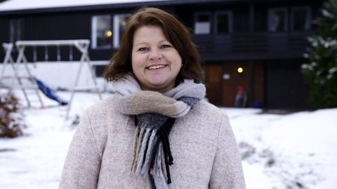 BURSDAG PÅ TV: Katarina Krigaar fra Husvik fyller 41 år samme dag som hun er hovedperson i «Alle mot 1» på NRK.