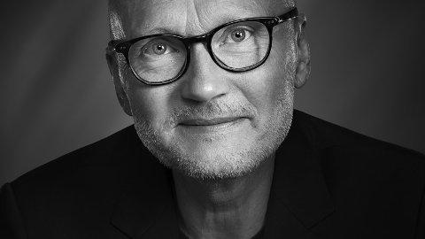 LETT VALG: Skryten sitter løst når festspilldirektør Anders Beyer skal omtale Martin Horntveth som komponist og musiker.