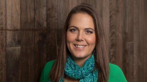 Lene Westgaard-Halle (H) anser seg selv som en grønn Høyre-politiker. Hun blir irritert når hun leser om nordmenn som kjenner på flyskam.