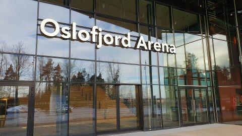 OMSTRIDT ARENA: For ett år siden valgte håndballforbundet å droppe Oslofjord Arena som et egnet sted for sitt arrangement. Nå trener flere lokale lag og klubber der.