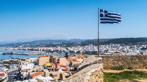NEI TIL SVENSKER: Hellas åpner snart opp for turisme, men svensker vil de ikke ha. Foto: Halvard Alvik (NTB scanpix)