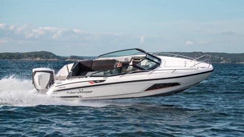 LEGGER NED: Evinrude kutter ut produksjonen av båtmotorer. Det betyr at Nordkapp-båtene må finne en annen motorleverandør.