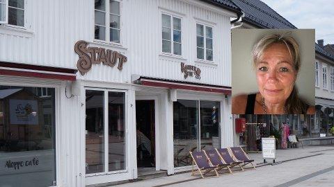 TILBAKESTEG: Rådgiver i Frisørenes fagforening, Janne Fraas, syns det er dumt at det finnes rene herrefrisører.