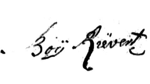 Hentet fra Ministerialbok nr. 601A01, Sør-Trøndelag, Trondheim (1679-1728), Forlovererklæringer 1712