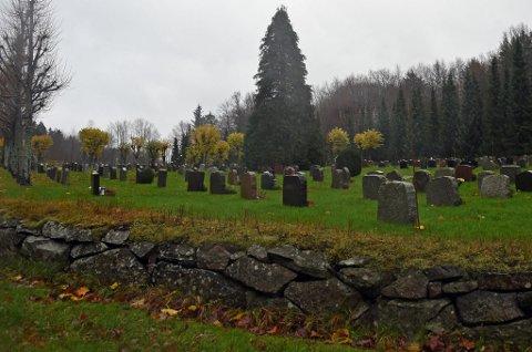 Sterkt: I boken «Nådeløse nordmenn ? Gestapo» kommer det frem opplysninger om at en av de mest brutale nordmennene i det tyske sikkerhetspolitiets tjeneste, er gravlagt på Flosta kirkegård.