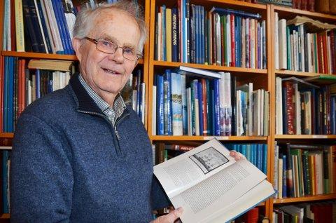 Øyvind Bjorvatn døde mandag 9. februar, 84 år gammel.