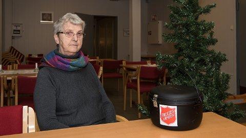 Gyda Heie Hansen håper alle som trenger det søker om hjelp.