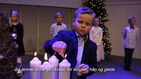Julaften i Guds menighet Vegårshei foregår på nettet.