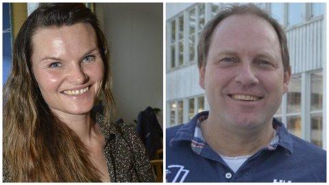 Monica Mostad Güttrup og Ole Andre Johnsen er to av åtte som foreslås av kommunedirektøren som medlem av Agder Lagmannsrett.