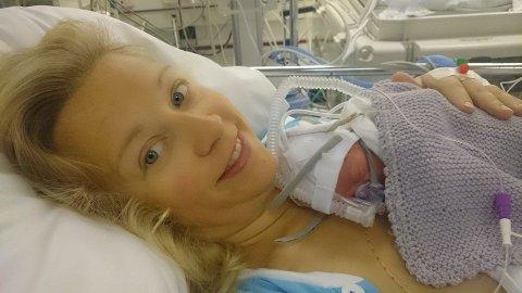 At nyfødtposten ble lagt ned i Arendal og flyttet til Kristiansand, skulle få alvorlige konsekvenser for Camilla Hvidsten Lilleholt. I stedet for å få en frisk og velskapt baby, ble datteren Ada hardt rammet av CP på grunn av for sen forløsning.