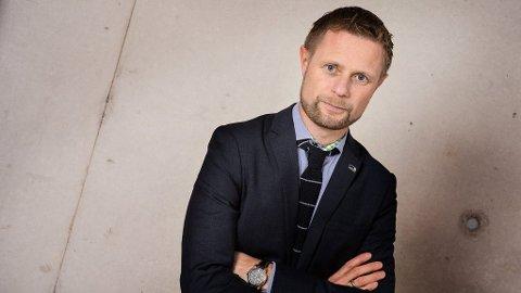 MÅ SVARE: Helseminister Bent Høie har fått konkrete spørsmål knyttet til fritt behandlingsvalg og oppfølging av rusbehandlingsinstitusjoner som følge av situasjonen på Englegård behandlingssenter i Tvedestrand.
