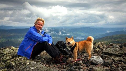 Trer av: Julie Forchhammer trer av som festivalsjef for Vinjerock for å jobbe med klima og miljø på heltid.