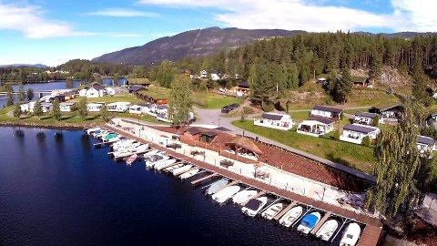 Aurdal Fjordcamping og Hytter.