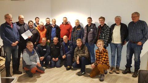 Ny klubb: Valdres Modellflyklubb er en rykende fersk idrettsklubb i Valdres.