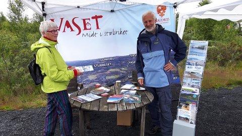 Hytter: Vaset Utbyggingsselskap ved Svein Erik Ski er på hogget for tida og har hatt eit svært godt hytte- og tomtesal både i 2017 og hittil i 2018.