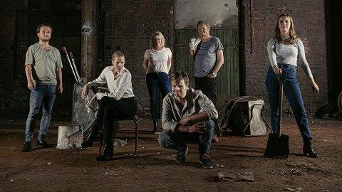 I ny drakt: Låtmaterialet til Hellbillies settes inn i et nytt musikalsk landskap i Teater Innlandet-oppsetninga «Den finast eg veit», som skal vises tre kvelder på rad i kulturhuset på Fagernes i januar 2021.