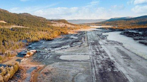 Til salgs: Geilo flyplass Dagali selges for 6,7 mill. kroner