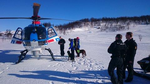 Norske Redningshunder arrangerer sitt Hovedkurs Vinter Sør-Norge i Tyin-området i uke 11 i år (9 – 17 mars) for åttende år på rad.