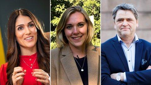 EKSPERTER: Både Derya Incedursun, Lene Drange og Magne Gundersen er eksperter innen økonomi.