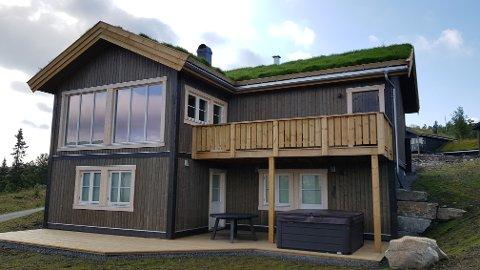 NYLIG SOLGT: Denne hytta i Vasetlia ble nylig solgt for 3,85 millioner av Aktiv Valdres for Vaset Utbyggingsselskap.