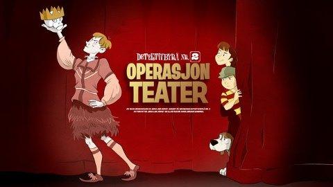Avlyst: «Detektivbyrå nr. 2: Operasjon Teater» vises likevel ikke i kulturhuset på Fagernes torsdag 23. september. Riksteatret arbeider med å finne en ny dato for å vise forestillingen lokalt.
