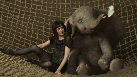 """Disney-klassikeren """"Dumbo"""" vises i Flammen på mandag."""