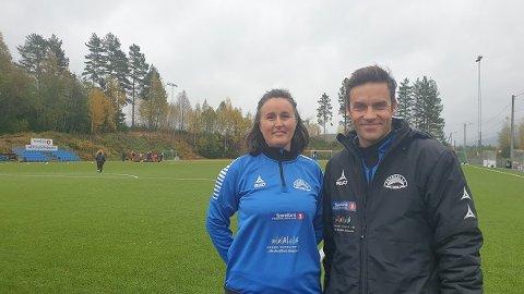 - Målet er blant annet å jobbe tettere på trenerne i fotballgruppa for å implementere sportsplanen.