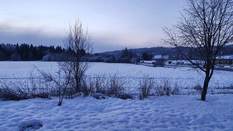 STABIL KULDE: Siden nytt år har været vært preget av kald vind fra nord.