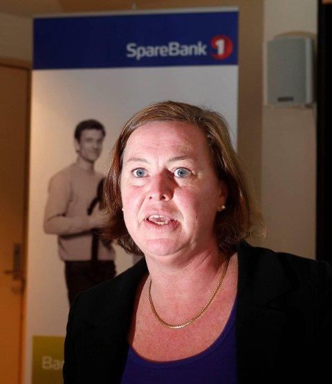 Daglig leder i Finansportalen Elisabeth Realfsen