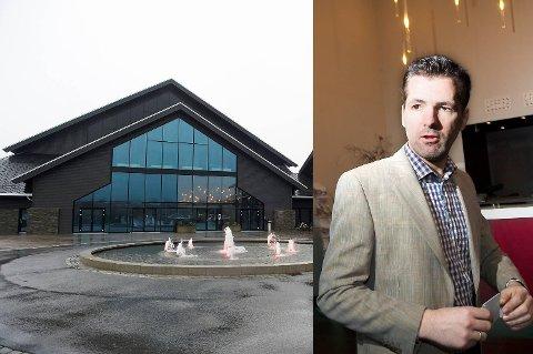 Panorama Konferansehotell og hotelldirektør Ole Martin Opitz avslører store planer for hotelldriften videre.