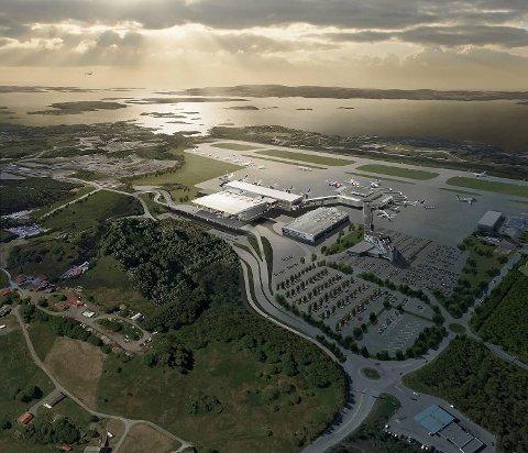 Høye mål: Avinor vil at fire av ti passasjerer og ansatte skal bruke en form for kollektivtransport i 2020. – Med buss, bil, taxi og bane vil det totale transporttilbudet til flyplassen bli bra, mener flyplass-sjefen.