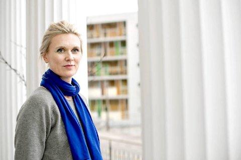 Monica Hannestad, leder i Design region Bergen, tror det nye designhotellet til Friele og Smørås blir bra.