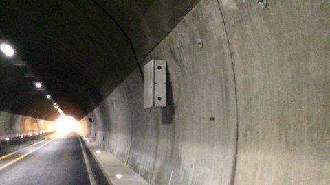 Fotoboks i tunnel kan være svært effektivt, det fikk vi erfare i Oslo sist helg. For ordens skyld: Denne fotoboksen står i en annen tunnel i hovedstaden.