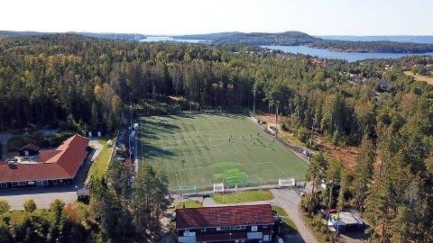 GJØR TILTAK: HSV Fotball består av 750 aktive medlemmer. Nå tar de grep for å unngå koronasmitte.