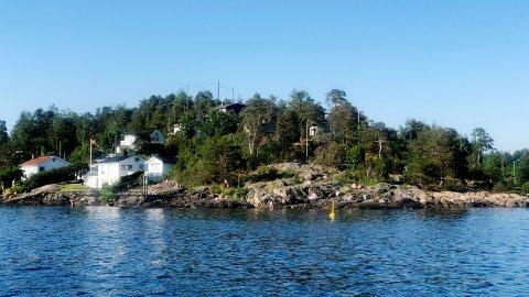 Nå fraråder ikke lenger kommunen bading i Brevikbukta.