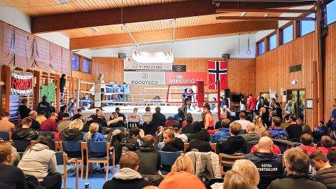UTEN PUBLIKUM? Landsmesterskapet 2020 ble arrangert av Vestby ILs boksegruppe i januar. Vestby er også tildelt NM for juniorer i desember og er forberedt på å arrangere både med og uten publikum.