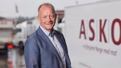 Tore Bekken, direktør i Asko, ønsker foreløpig ikke å si så mye om hvilke konsekvenser det kan få at Asko i sommer tapte anbudskampen om en stor og viktig kunde. Samtidig melder Bekken om positiv vekst i serveringsmarkedet.