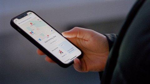 NY APP: Ruter lanserer i disse dager en ny app som gjør det enklere å planlegge reiser med kollektiv transport.