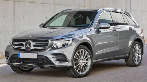HAR UTVIDET UTVALGET: Mercedes har utvidet modellutvalget sitt kraftig de siste årene. Dette er den nye familie-SUVen GLC.