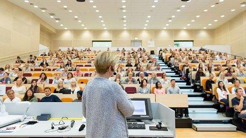 MASTER: HSN satser på mastergradsstudier for lærere.