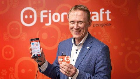 GÅR INN I NYTT MARKED: Rolf Barmen, administrerende direktør i Fjordkraft og tidligere Chess-sjef.