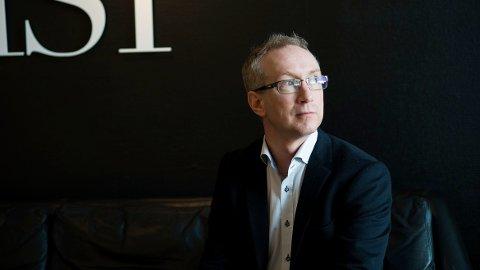 KUNDENES VURDERINGER: – Det faktum at det er kundene som har evaluert oss gjør det ekstra hyggelig å være nominert, sier Thomas De Vries i Breakfast.