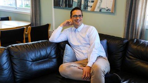 FEIL: Gründer Stian Broen i Broentech Solutions mener det er bra å gjøre feil når man starter for seg selv. Uten dem hadde aldri bedriften vært der den er i dag, og nå ligger de an til å dobler omsetningen fra i fjor.