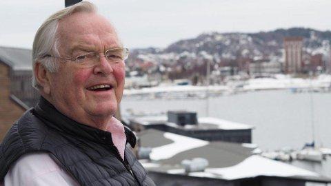 FUSJON?: Etter en fusjon er målet sterk ekspansjon som kan forventes å skje raskt, heter det i pressemeldingen om Herbjørn Hanssons offshorerederi.